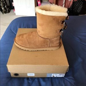 Uggs bailley bow 2